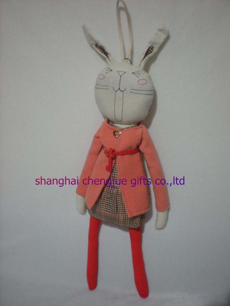 兔子玩偶CJPT-5548