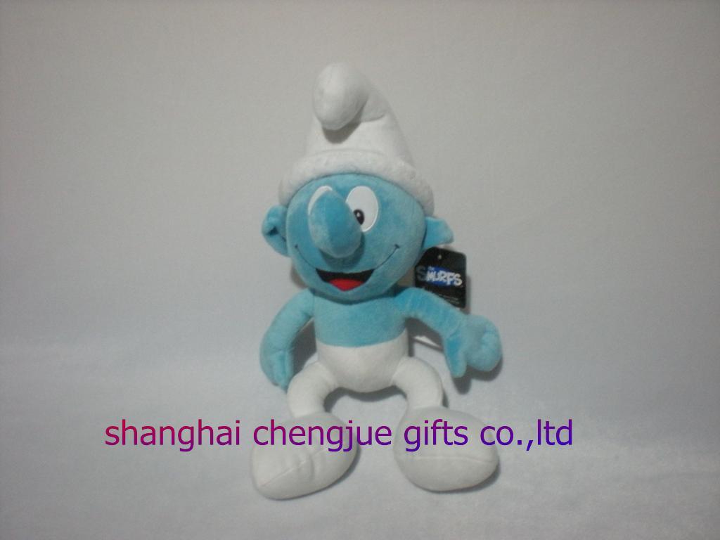 蓝精灵玩具CJPT-5561